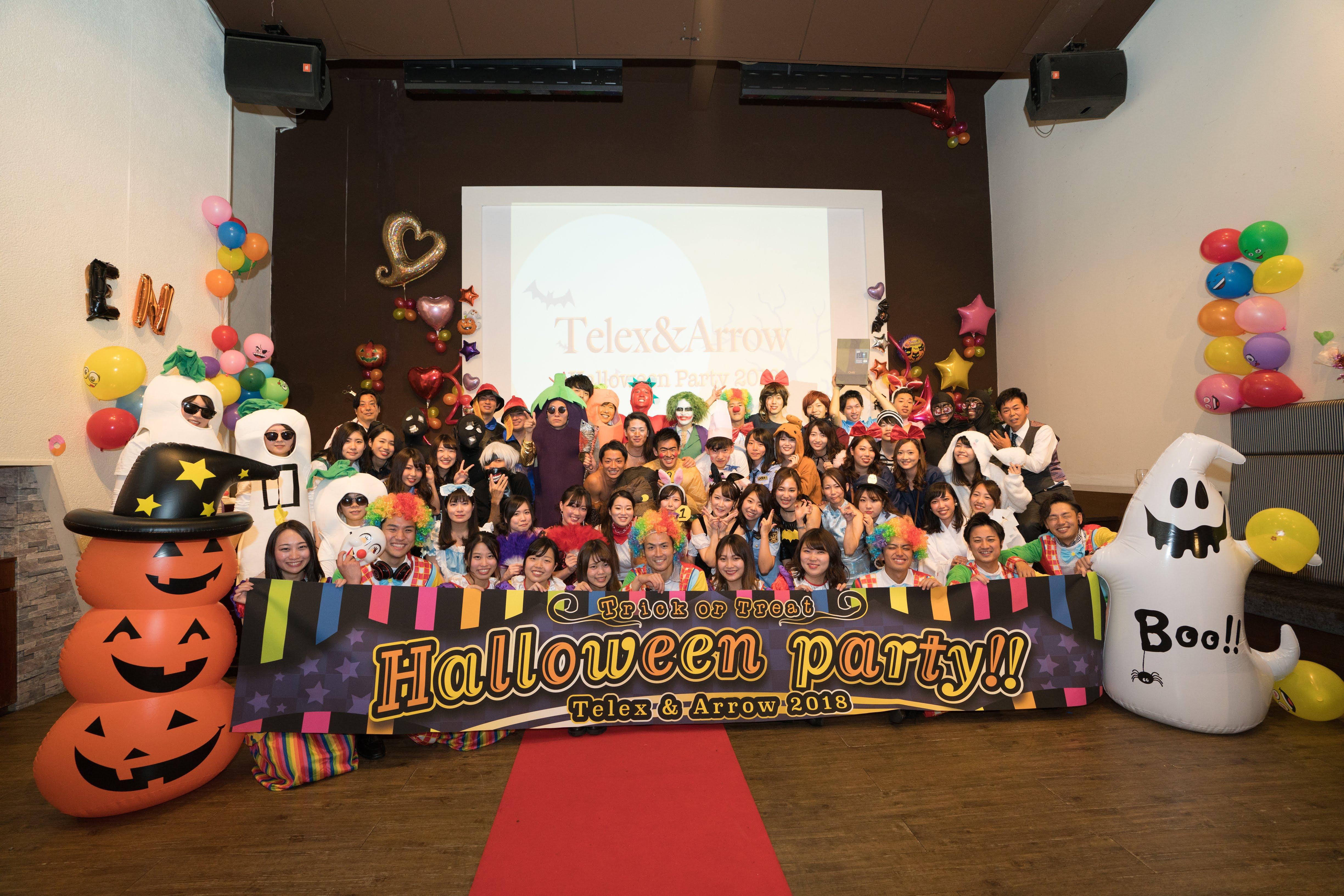 社内ハロウィンパーティー
